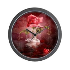 ladies full shirtd Wall Clock