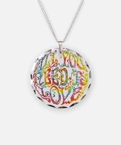 all-need-love-513-tdye-T Necklace