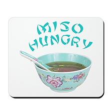 Miso Hungry Mousepad
