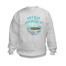 Miso Hungry Kids Sweatshirt