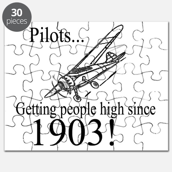 Single Engine Getting High Puzzle