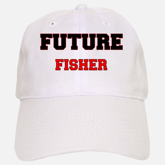Future Fisher Baseball Baseball Cap