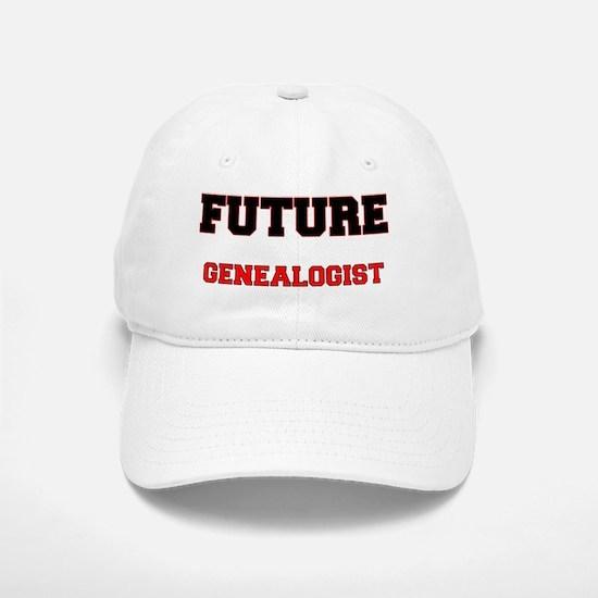 Future Genealogist Baseball Baseball Cap