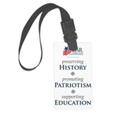 Patriotic Luggage Tags