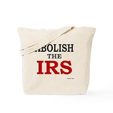 Abolish the IRS Tote Bag