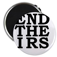 End the IRS Magnet