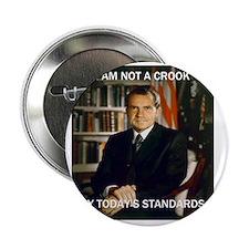 """i am not a crook 2.25"""" Button"""