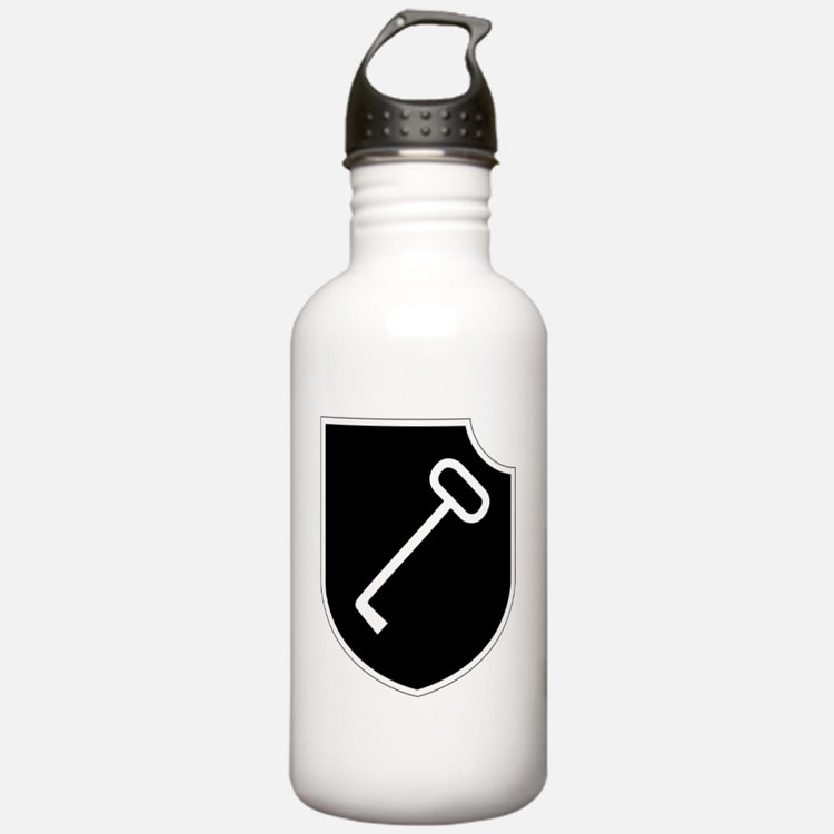 1. SS-Panzer-Division  Water Bottle