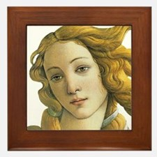 Goddess Venus Framed Tile