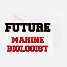 Future Marine Biologist Greeting Card