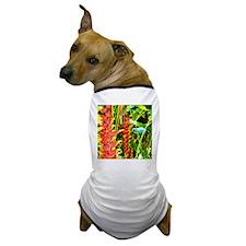 Tropical Dog T-Shirt