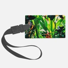 Tropical 2 Luggage Tag
