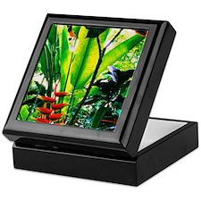 Tropical 2 Keepsake Box