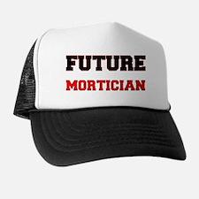 Future Mortician Trucker Hat