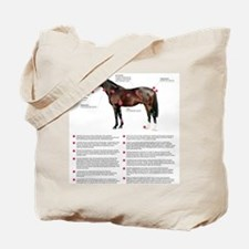 Vital Signs of a Healthy Horse Tote Bag