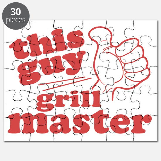 Grill Master Puzzle