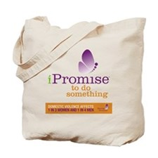 iPromise to do something with butterfly l Tote Bag