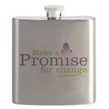 Make a Promise for Change Flask