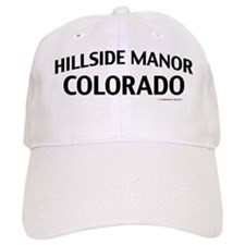 Hillside Manor Colorado Baseball Cap