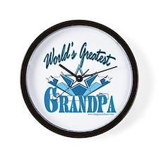 Greatest Grandpa Wall Clock