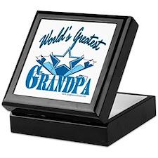 Greatest Grandpa Keepsake Box