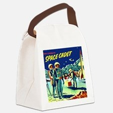 Tom Corbett Mug Canvas Lunch Bag