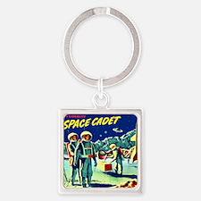Tom Corbett Mug Square Keychain