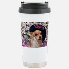 Chi Chi the Chihuahua i Stainless Steel Travel Mug