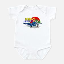 F8F-2 BEARCAT Infant Bodysuit