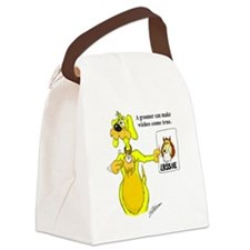 Wishes come true Canvas Lunch Bag