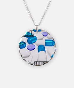 Munich Syndrome Medicated 10 Necklace