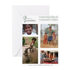 Cultivating Hope Greeting Card