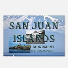 sanjuanislands1a Postcards (Package of 8)
