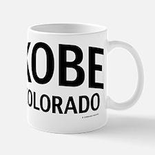Kobe Colorado Mug
