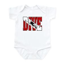 Big Dive Infant Bodysuit