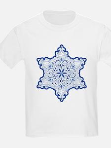 Lacy Snowflake T-Shirt