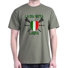 Lacrosse LaCosaNostra T-Shirt