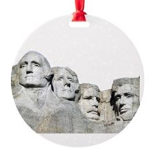 Rushmore Rock You Ornament