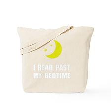 Read Past Bedtime Tote Bag