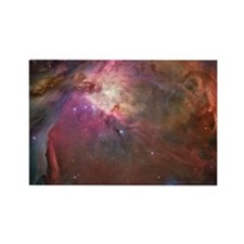 Orion Outerspace Nebula Rectangle Magnet
