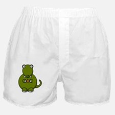 Tea Rex Dinosaur Boxer Shorts