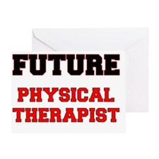 Future Physical Therapist Greeting Card