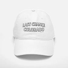 Last Chance Colorado Baseball Baseball Cap