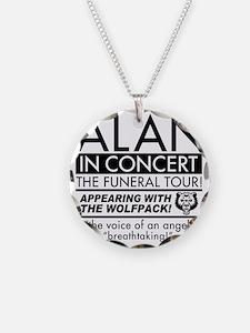 Alan Funeral Tour Hangover 3 Necklace