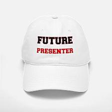Future Presenter Baseball Baseball Cap