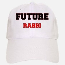 Future Rabbi Baseball Baseball Cap
