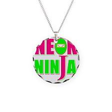 NEON NINJA GLOW PARTY Necklace