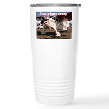 Just plane crazy: Stins Travel Mug