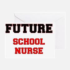 Future School Nurse Greeting Card