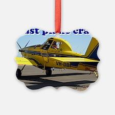 Just plane crazy: Air Tractor (bl Ornament